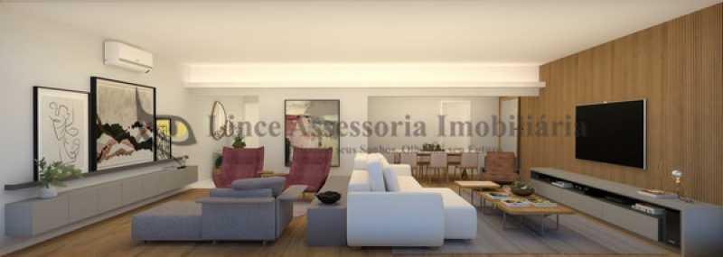 01 - Apartamento 3 quartos à venda Copacabana, Sul,Rio de Janeiro - R$ 1.490.000 - TAAP31416 - 1