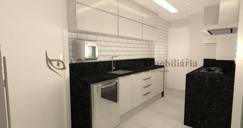 22 - Apartamento 3 quartos à venda Copacabana, Sul,Rio de Janeiro - R$ 1.490.000 - TAAP31416 - 23