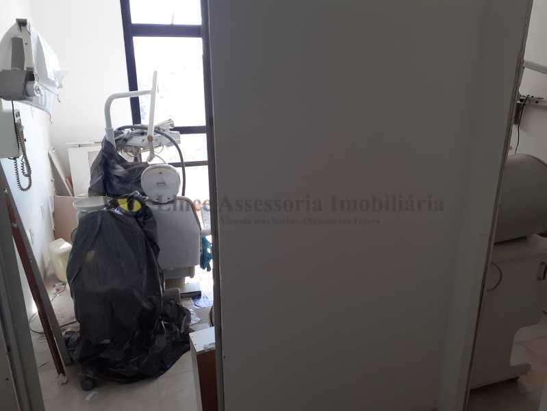 corredor  - Sala Comercial 38m² à venda Tijuca, Norte,Rio de Janeiro - R$ 210.000 - TASL00104 - 4