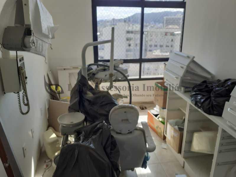 sala  - Sala Comercial 38m² à venda Tijuca, Norte,Rio de Janeiro - R$ 210.000 - TASL00104 - 3