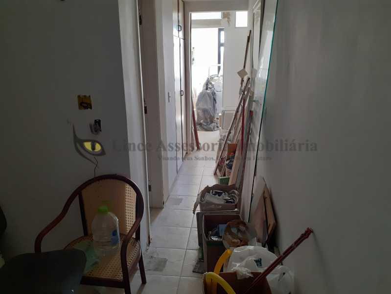 corredor  - Sala Comercial 38m² à venda Tijuca, Norte,Rio de Janeiro - R$ 210.000 - TASL00104 - 14