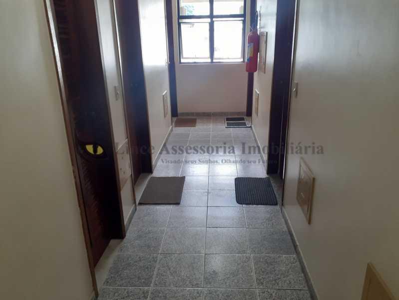 corredor  - Sala Comercial 38m² à venda Tijuca, Norte,Rio de Janeiro - R$ 210.000 - TASL00104 - 1