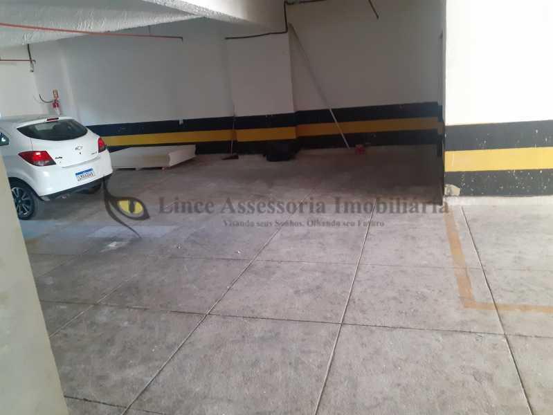 garagem  - Sala Comercial 38m² à venda Tijuca, Norte,Rio de Janeiro - R$ 210.000 - TASL00104 - 15