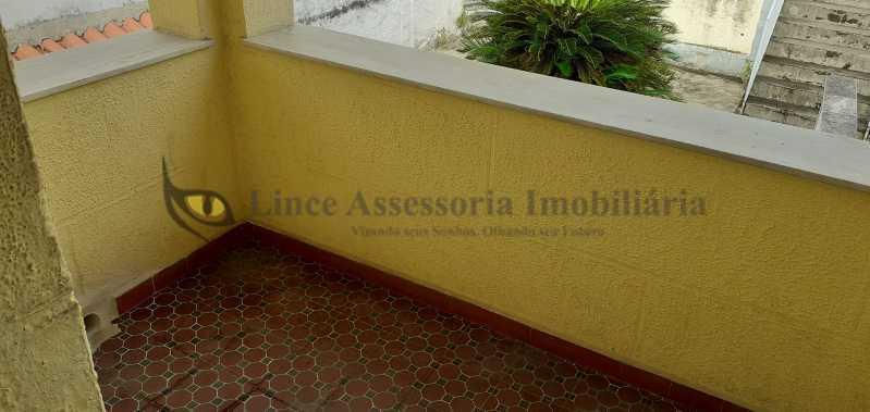 11 VARANDA QUARTO SUÍTE - Casa 4 quartos à venda Méier, Norte,Rio de Janeiro - R$ 1.000.000 - TACA40078 - 12