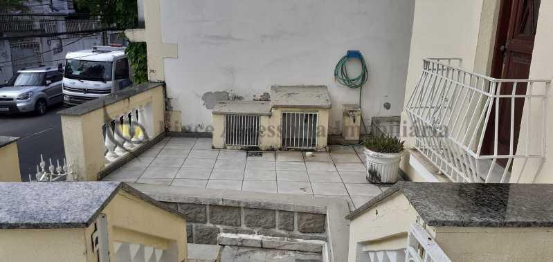21 ÁREA ABERTA  FRENTE 1 - Casa 4 quartos à venda Méier, Norte,Rio de Janeiro - R$ 1.000.000 - TACA40078 - 22