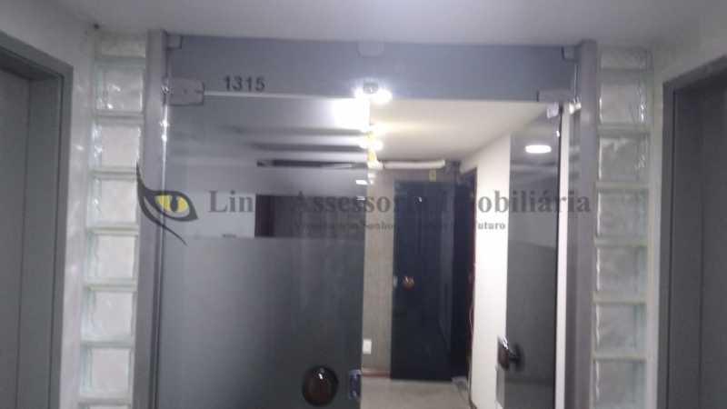 01 - Sala Comercial 50m² à venda Centro,RJ - R$ 250.000 - TASL00105 - 1
