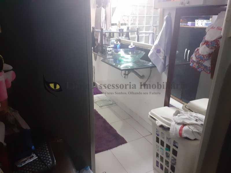 suite1.1 - Apartamento 2 quartos à venda Rio Comprido, Norte,Rio de Janeiro - R$ 340.000 - TAAP22512 - 5