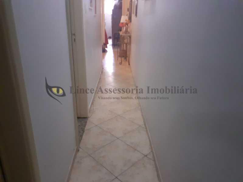 circulação - Apartamento 2 quartos à venda Rio Comprido, Norte,Rio de Janeiro - R$ 340.000 - TAAP22512 - 18