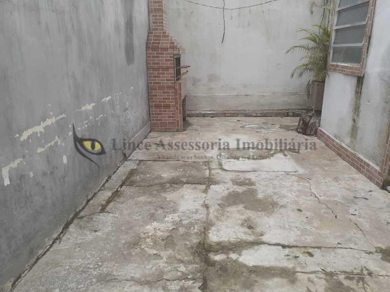 Areae xterna do prédio - Apartamento 2 quartos à venda Rio Comprido, Norte,Rio de Janeiro - R$ 340.000 - TAAP22512 - 24