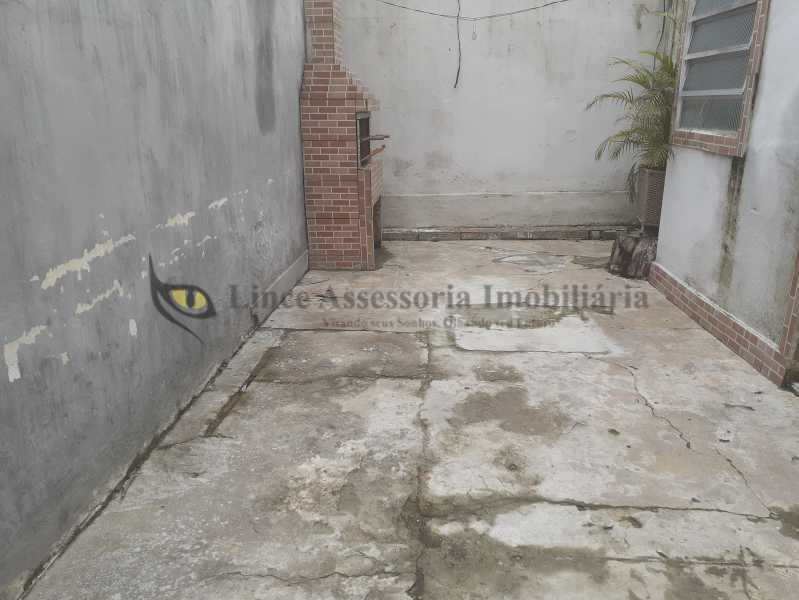 Area  externa do prédio - Apartamento 2 quartos à venda Rio Comprido, Norte,Rio de Janeiro - R$ 340.000 - TAAP22512 - 23
