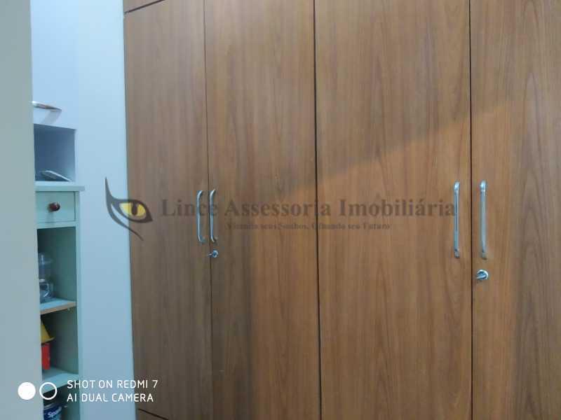 Quarto Empregada - Apartamento 2 quartos à venda Catete, Sul,Rio de Janeiro - R$ 795.000 - TAAP22516 - 26