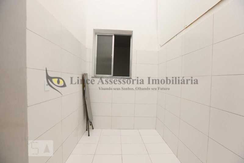 Jardim de inverno - Casa de Vila 4 quartos à venda Vila Isabel, Norte,Rio de Janeiro - R$ 785.000 - TACV40029 - 4
