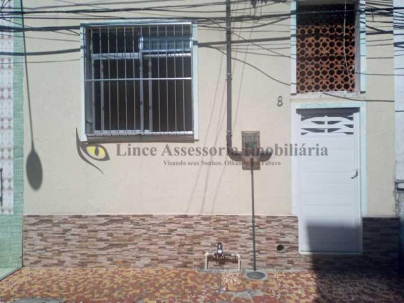 Fachada - Casa de Vila 4 quartos à venda Vila Isabel, Norte,Rio de Janeiro - R$ 785.000 - TACV40029 - 22