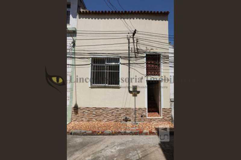 Fachada - Casa de Vila 4 quartos à venda Vila Isabel, Norte,Rio de Janeiro - R$ 785.000 - TACV40029 - 23