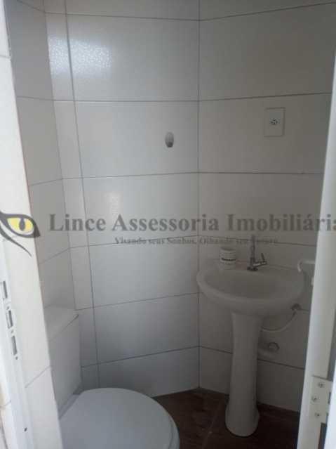 Banheiro Social - Casa de Vila 4 quartos à venda Vila Isabel, Norte,Rio de Janeiro - R$ 785.000 - TACV40029 - 13