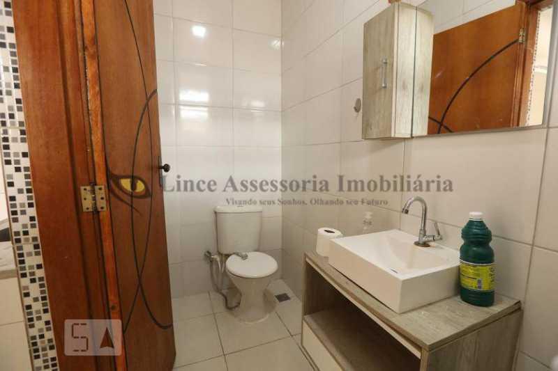 Banheiro Social - Casa de Vila 4 quartos à venda Vila Isabel, Norte,Rio de Janeiro - R$ 785.000 - TACV40029 - 15