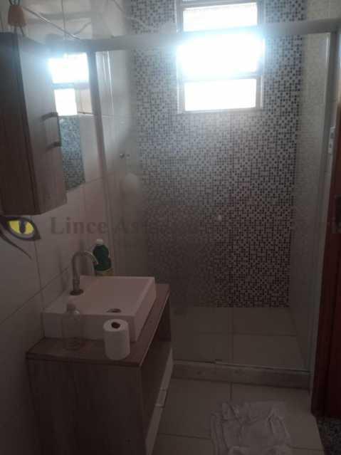 Banheiro Social - Casa de Vila 4 quartos à venda Vila Isabel, Norte,Rio de Janeiro - R$ 785.000 - TACV40029 - 14