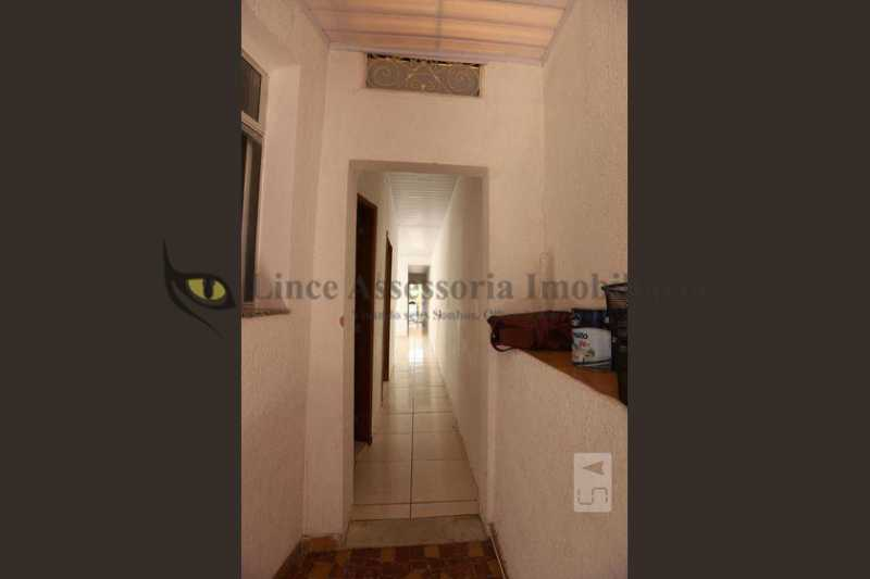 Circulação - Casa de Vila 4 quartos à venda Vila Isabel, Norte,Rio de Janeiro - R$ 785.000 - TACV40029 - 24