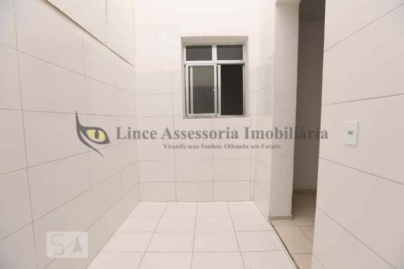 Jardim de Inverno - Casa de Vila 4 quartos à venda Vila Isabel, Norte,Rio de Janeiro - R$ 785.000 - TACV40029 - 5