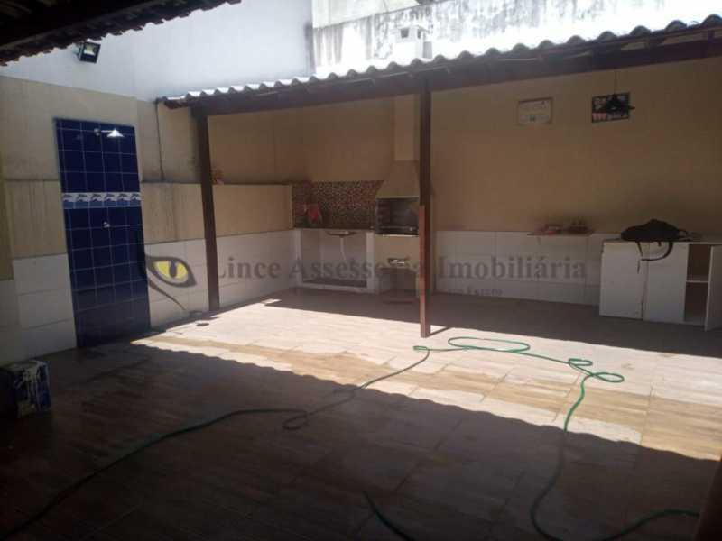 Área - Casa de Vila 4 quartos à venda Vila Isabel, Norte,Rio de Janeiro - R$ 785.000 - TACV40029 - 26