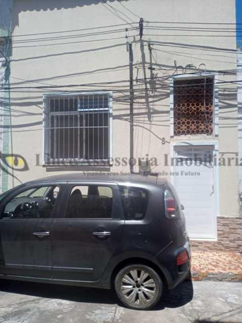 Fachada - Casa de Vila 4 quartos à venda Vila Isabel, Norte,Rio de Janeiro - R$ 785.000 - TACV40029 - 27
