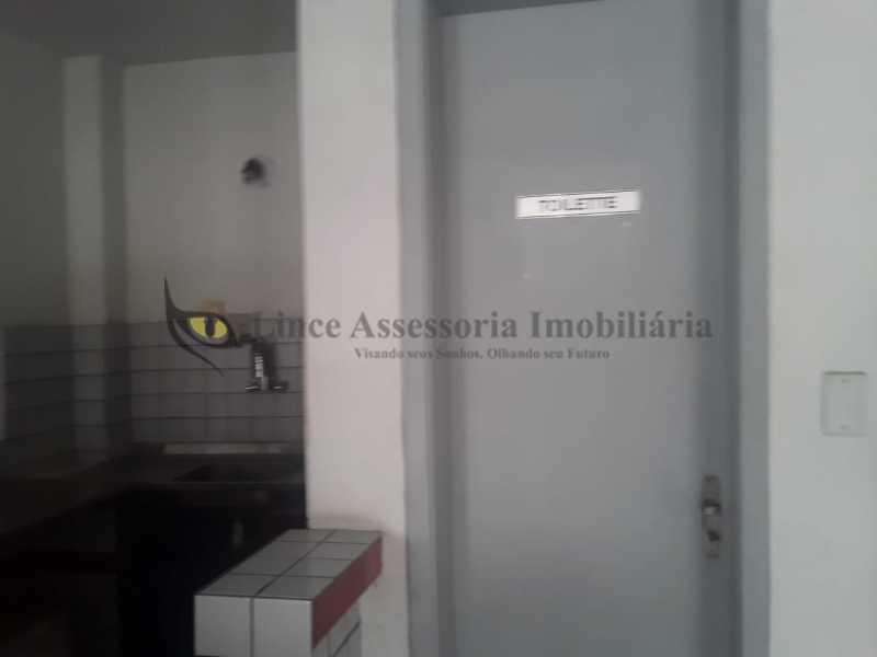 salao de festas play banheiro - Apartamento 2 quartos à venda Vila Isabel, Norte,Rio de Janeiro - R$ 400.000 - TAAP22520 - 29