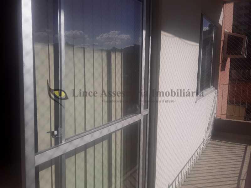 sacada sala apto - Apartamento 2 quartos à venda Vila Isabel, Norte,Rio de Janeiro - R$ 400.000 - TAAP22520 - 3