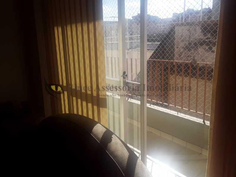 sacada sala apto - Apartamento 2 quartos à venda Vila Isabel, Norte,Rio de Janeiro - R$ 400.000 - TAAP22520 - 1