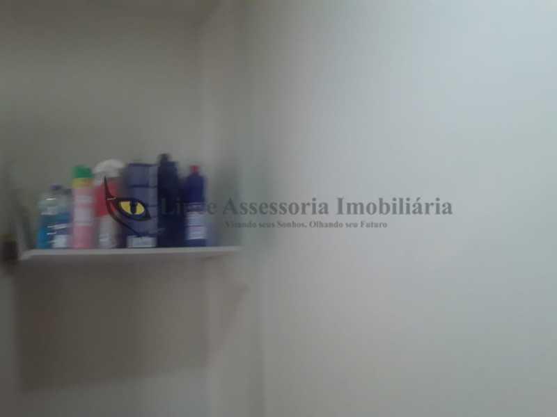 qto de empregada - Apartamento 2 quartos à venda Vila Isabel, Norte,Rio de Janeiro - R$ 400.000 - TAAP22520 - 26