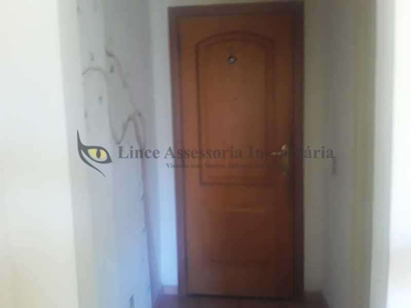 hall de entrada do apto - Apartamento 2 quartos à venda Vila Isabel, Norte,Rio de Janeiro - R$ 400.000 - TAAP22520 - 6