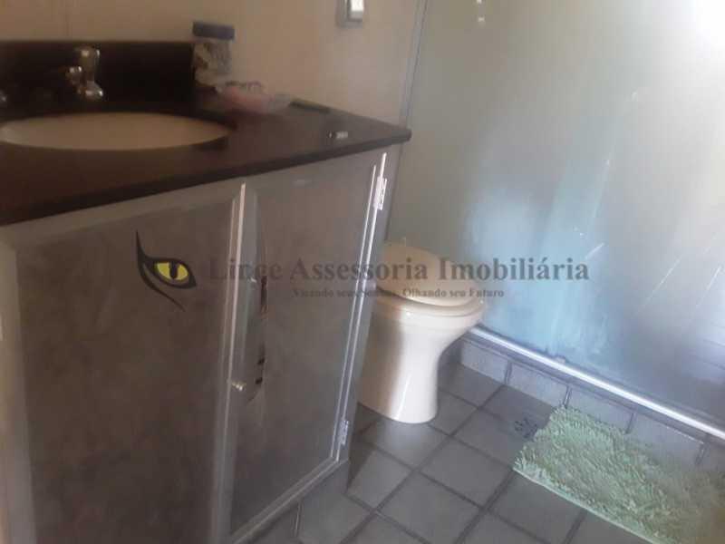 banheiro social - Apartamento 2 quartos à venda Vila Isabel, Norte,Rio de Janeiro - R$ 400.000 - TAAP22520 - 20
