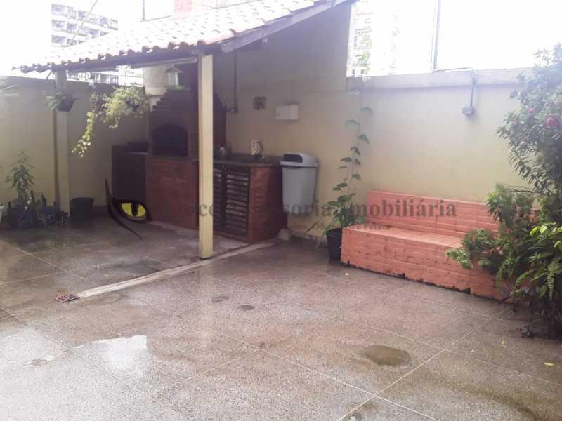 churrasqueira play - Apartamento 2 quartos à venda Maracanã, Norte,Rio de Janeiro - R$ 395.000 - TAAP22523 - 29