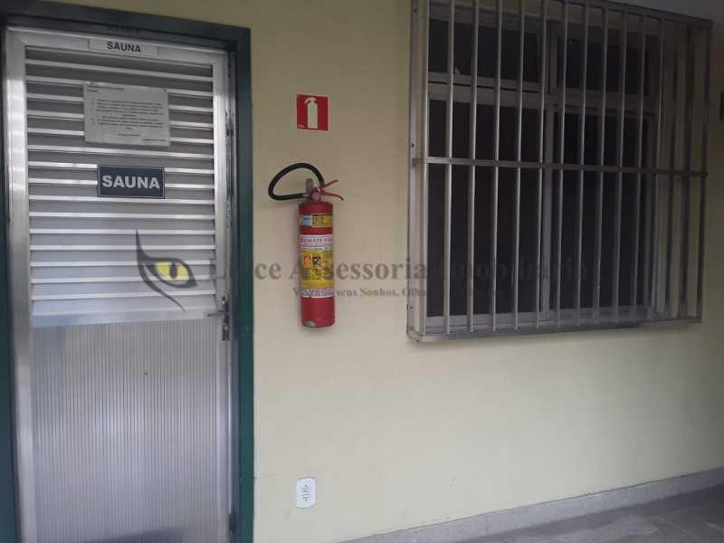 sauna play - Apartamento 2 quartos à venda Maracanã, Norte,Rio de Janeiro - R$ 395.000 - TAAP22523 - 25