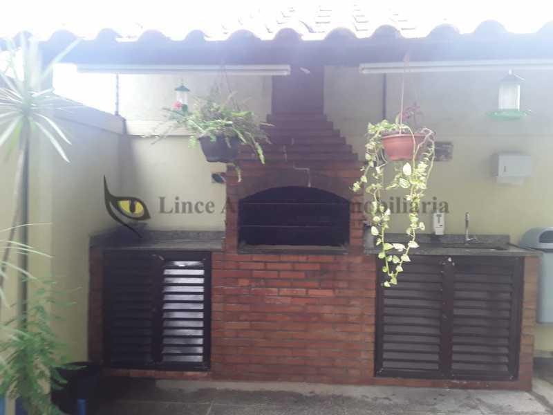 churrasqueira play - Apartamento 2 quartos à venda Maracanã, Norte,Rio de Janeiro - R$ 395.000 - TAAP22523 - 30