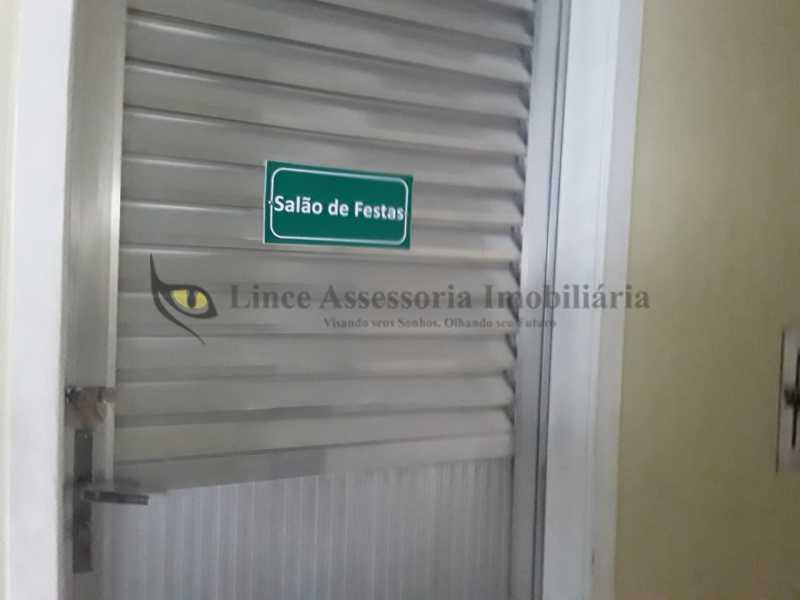 salao de festas play - Apartamento 2 quartos à venda Maracanã, Norte,Rio de Janeiro - R$ 395.000 - TAAP22523 - 22