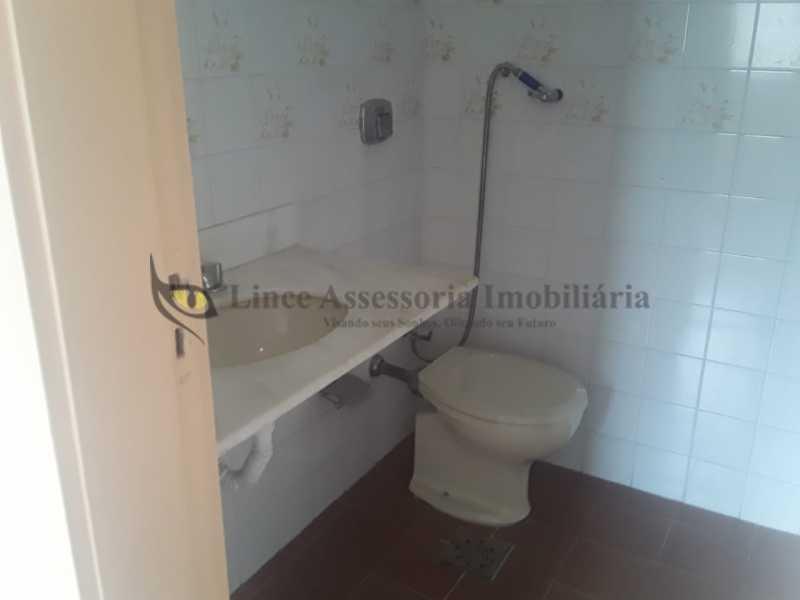 banheiro suite - Apartamento 2 quartos à venda Maracanã, Norte,Rio de Janeiro - R$ 395.000 - TAAP22523 - 12