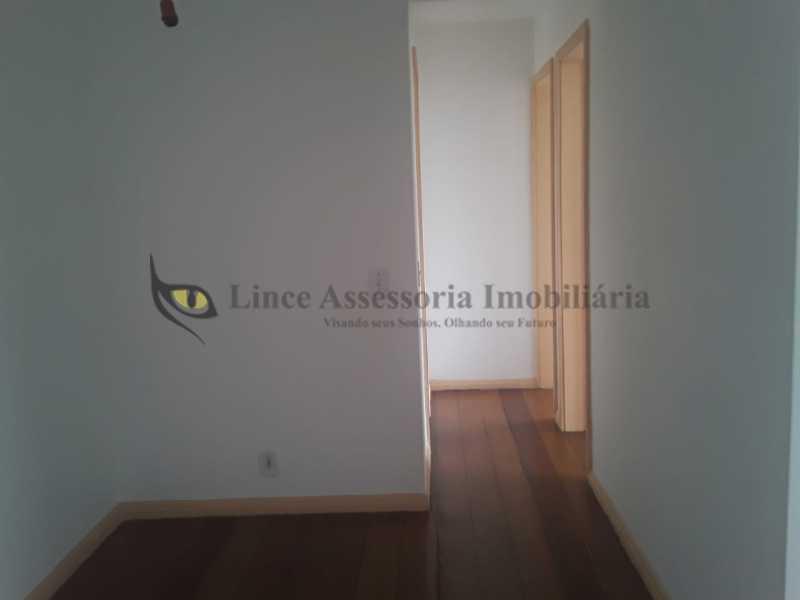 corredor para os quartos - Apartamento 2 quartos à venda Maracanã, Norte,Rio de Janeiro - R$ 395.000 - TAAP22523 - 5
