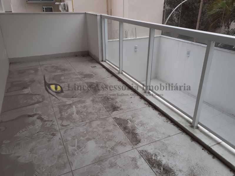 varanda1.2 - Apartamento 1 quarto à venda Vila Isabel, Norte,Rio de Janeiro - R$ 430.000 - TAAP10501 - 3