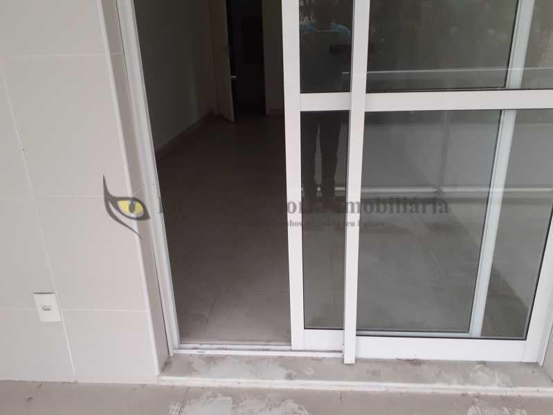 varanda para sala - Apartamento 1 quarto à venda Vila Isabel, Norte,Rio de Janeiro - R$ 430.000 - TAAP10501 - 4
