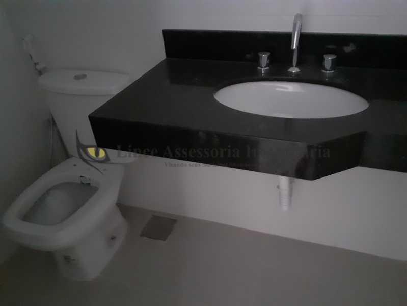 banheiro social1.1 - Apartamento 1 quarto à venda Vila Isabel, Norte,Rio de Janeiro - R$ 430.000 - TAAP10501 - 12