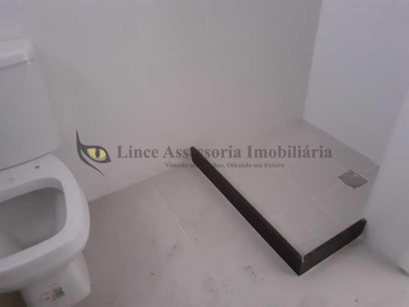 banheiro suite1.1 - Apartamento 1 quarto à venda Vila Isabel, Norte,Rio de Janeiro - R$ 430.000 - TAAP10501 - 14