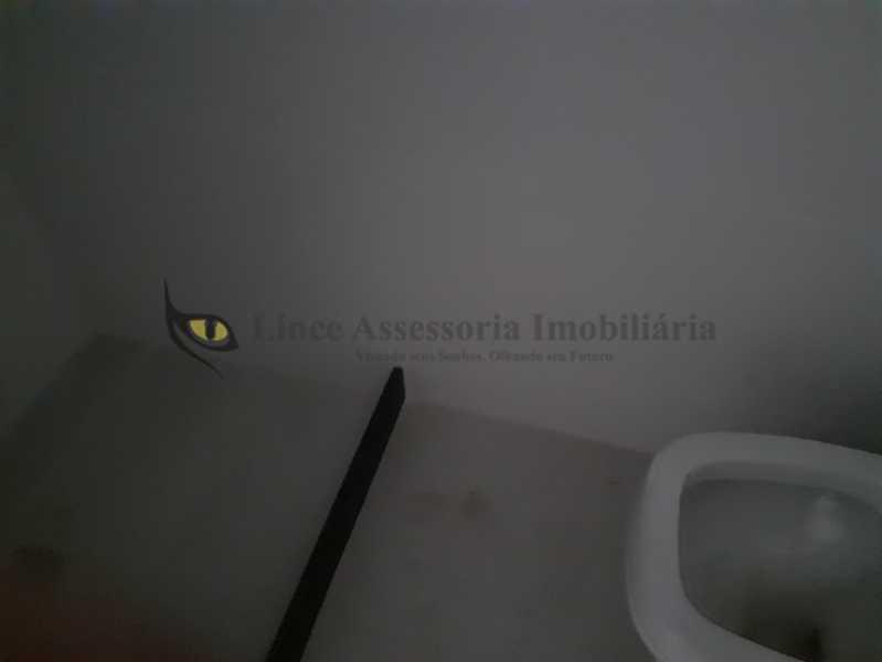 banheiro  suite1.2 - Apartamento 1 quarto à venda Vila Isabel, Norte,Rio de Janeiro - R$ 430.000 - TAAP10501 - 15