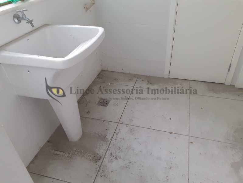 area de serviço1.1 - Apartamento 1 quarto à venda Vila Isabel, Norte,Rio de Janeiro - R$ 430.000 - TAAP10501 - 20