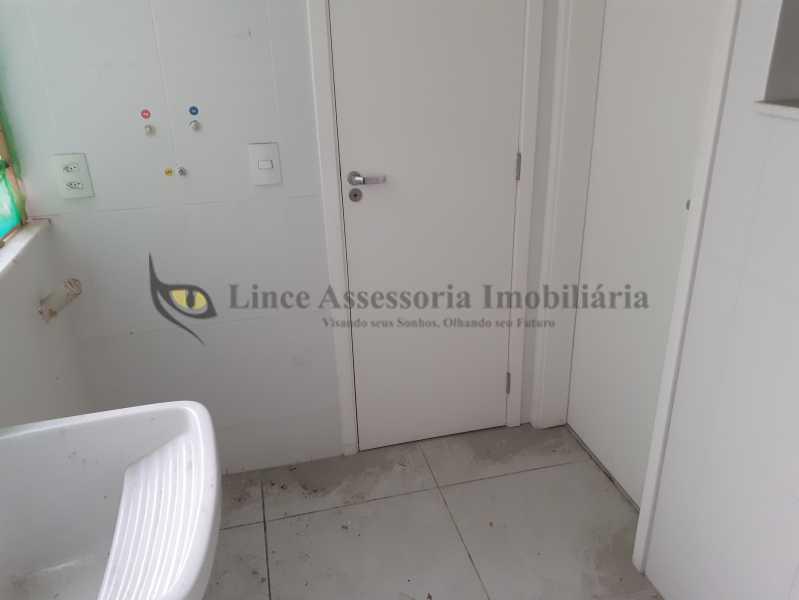 area serviço1.2 - Apartamento 1 quarto à venda Vila Isabel, Norte,Rio de Janeiro - R$ 430.000 - TAAP10501 - 21