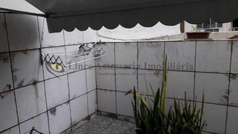 02 - Cobertura 2 quartos à venda Tijuca, Norte,Rio de Janeiro - R$ 430.000 - TACO20096 - 5