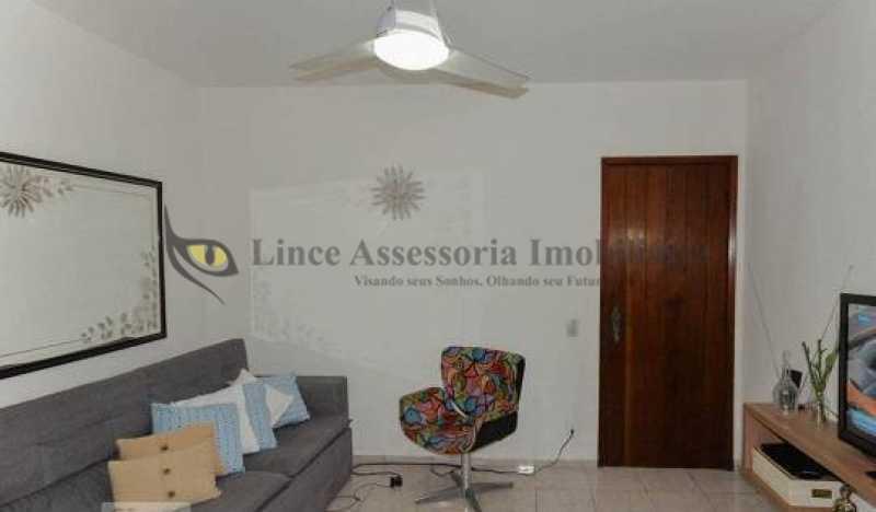 sala  - Apartamento 1 quarto à venda Vila Isabel, Norte,Rio de Janeiro - R$ 270.000 - TAAP10503 - 4