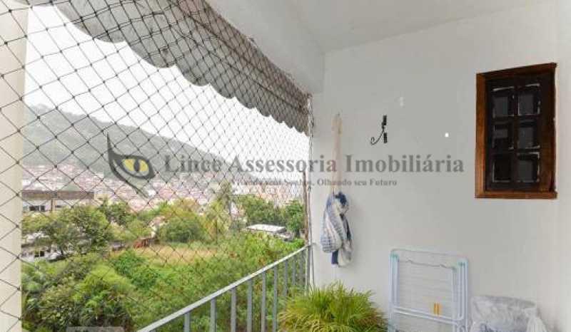 varanda - Apartamento 1 quarto à venda Vila Isabel, Norte,Rio de Janeiro - R$ 270.000 - TAAP10503 - 6