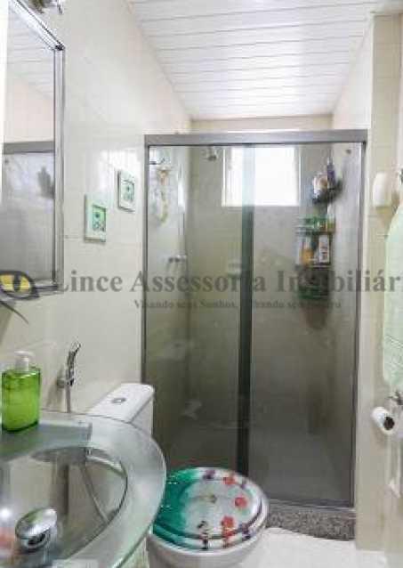banheiro social  - Apartamento 1 quarto à venda Vila Isabel, Norte,Rio de Janeiro - R$ 270.000 - TAAP10503 - 14