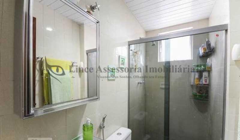 banheiro social - Apartamento 1 quarto à venda Vila Isabel, Norte,Rio de Janeiro - R$ 270.000 - TAAP10503 - 15