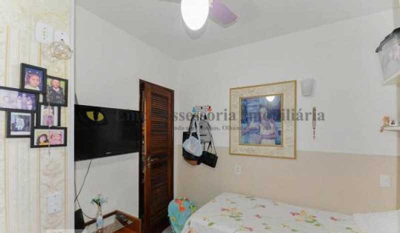 quarto revertido2 - Apartamento 1 quarto à venda Vila Isabel, Norte,Rio de Janeiro - R$ 270.000 - TAAP10503 - 13